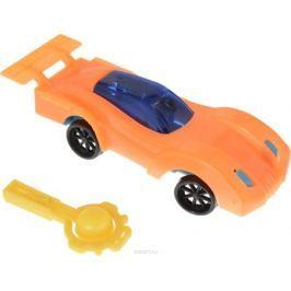 Sima-land Стрелялка Спортивный автомобиль цвет оранжевый