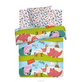 Комплект детского постельного белья Свинка Пеппа