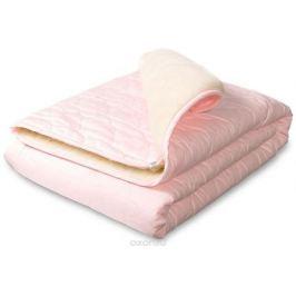 Сонный гномик Плед для новорожденных Брашек цвет розовый