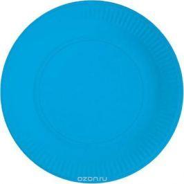 Miland Тарелка бумажная Синее небо 17 см 6 шт