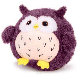 Gulliver Мягкая игрушка Сова Букля цвет фиолетовый 30 см