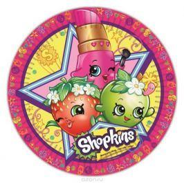Shopkins Набор тарелок Шопкинс 6 шт