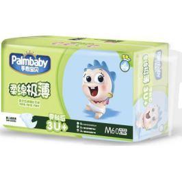 Palmbaby Подгузники детские M 6-11 кг 60 шт