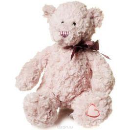 Maxitoys Мягкая игрушка Мишка Раффаелло цвет розовый 25 см