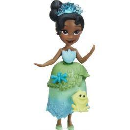 Disney Princess Мини-кукла Little Kingdom Tiana