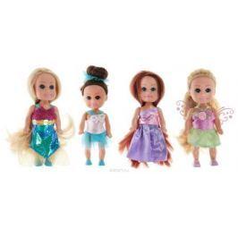 Funville Набор мини-кукол Маленькие друзья 4 шт Вид 2