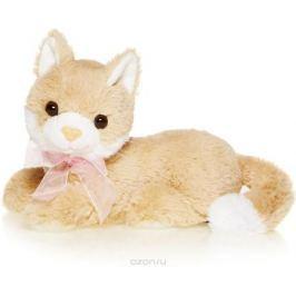 Maxitoys Мягкая озвученная игрушка Кошечка Клара 20 см