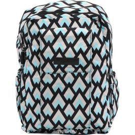 Ju-Ju-Be Рюкзак для мамы Mini Be цвет голубой белый 15BP02X-6259