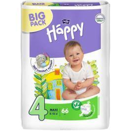 Bella baby Happy Подгузники Maxi 8-18 кг 66 шт