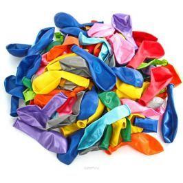 Веселый хоровод Набор шаров 30 см 100 шт цвет в ассортименте KL40906