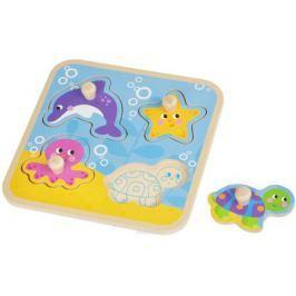 Mapacha Пазл для малышей Вкладыши Море