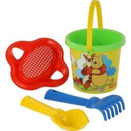 Disney Набор игрушек для песочницы Винни и его друзья №2