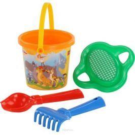 Disney Набор игрушек для песочницы Хранитель Лев №2