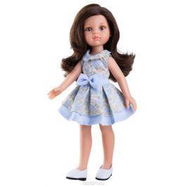 Paola Reina Кукла Кэрол цвет платья бежевый голубой