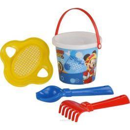 Disney Набор игрушек для песочницы Микки и Веселые гонки №2