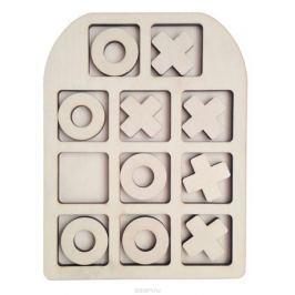 Фабрика Мастер игрушек Рамка-вкладыш Крестик-нолики Классические