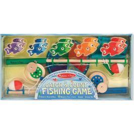 Melissa & Doug Обучающая игра Рыбалка