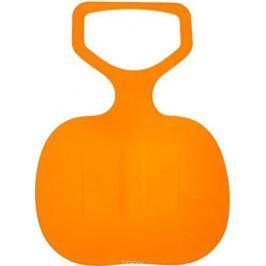 ABtoys Игрушка для песочницы Зимние забавы Ледянка цвет оранжевый