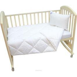 OL-Tex Одеяло детское Baby цвет белый 110 х 140 см