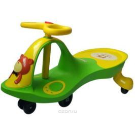 Everflo Машинка-каталка Smart Car Mini Green М002-2
