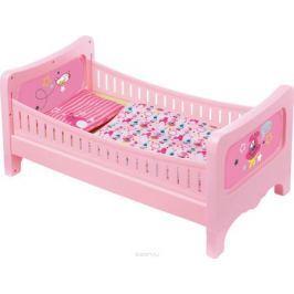 Zapf Creation Кроватка для куклы BABY born