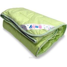 OL-Tex Одеяло детское Baby цвет зеленый 110 х 140 см
