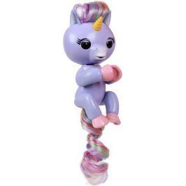 Fingerlings Интерактивная игрушка Единорог Алика цвет пурпурный