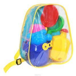 Пластмастер Игрушка для песочницы Подарочный набор Лето в рюкзачке №2