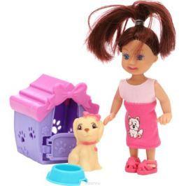 Tongde Кукла с собачкой в будке
