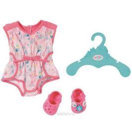 Zapf Creation Одежда для кукол Baby Born Пижамка с обувью