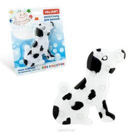 Valiant Набор мини-ковриков для ванной комнаты Собачка на присосках 4 шт