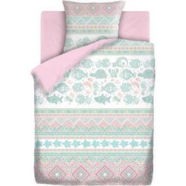 Комплект постельного белья детский Непоседа
