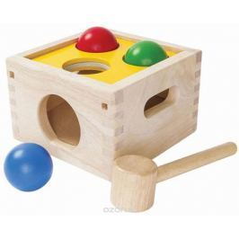Plan Toys Забивалка Молоток с шарами