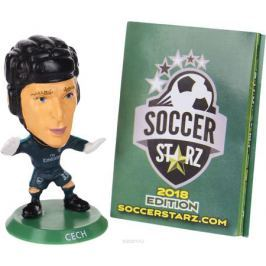 SoccerStarz Фигурка футболиста Arsenal Petr Cech Home V-2018 CO-OP