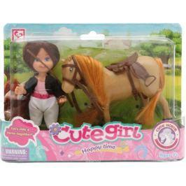 Tongde Кукла с лошадкой Куклы и аксессуары