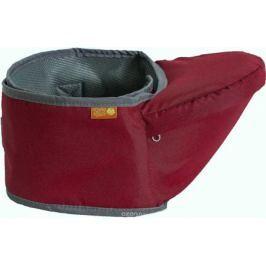 Чудо-Чадо Хипсит Basic цвет бордовый Рюкзаки, слинги, кенгуру