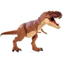 Jurassic World Фигурка функциональная Колоссальный тиранозавр Рекс
