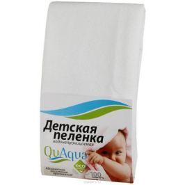 Caretex Пеленка текстильная Caress цвет белый 60 х 70 см Подгузники и пеленки