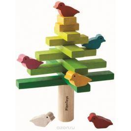Plan Toys Головоломка Балансирующее дерево Обучение и развитие