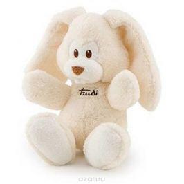 Trudi Мягкая игрушка Заяц Вирджилио цвет кремовый 26 см Мягкие игрушки