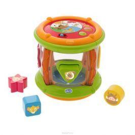 Chicco Музыкальный барабан Король Лев Развивающие игрушки