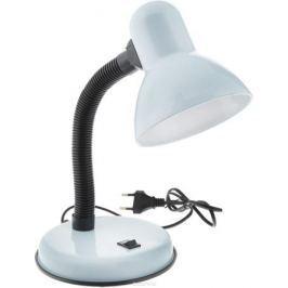 Светильник настольный Uniel TLI-201, Е 27, цвет: белый, 60 Вт