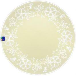 Тарелка круглая Nina Glass