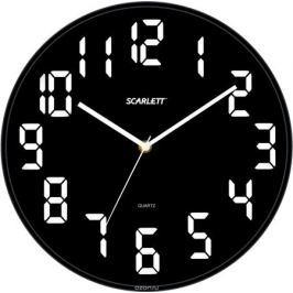 Scarlett SC-55BL часы настенные