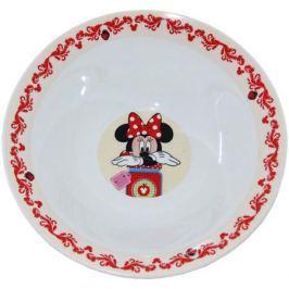 Disney Миска детская Минни диаметр 18 см