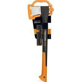 Набор Fiskars: Топор-колун Х17 + точилка