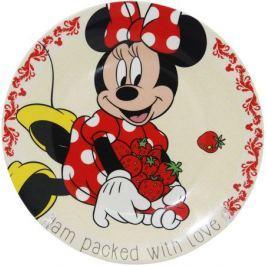 Disney Тарелка детская Минни диаметр 19 см