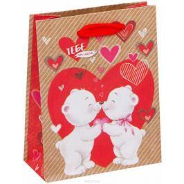 Пакет подарочный Дарите Счастье