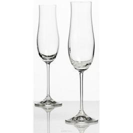 Набор бокалов для шампанского Bohemia Crystall