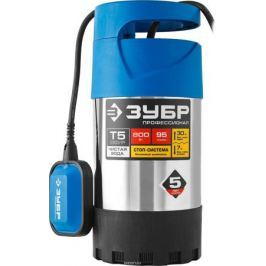 Насос погружной ЗУБР Профессионал НПЧ-Т5-800-С, дренажный для чистой воды